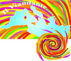 Il viandante - logo